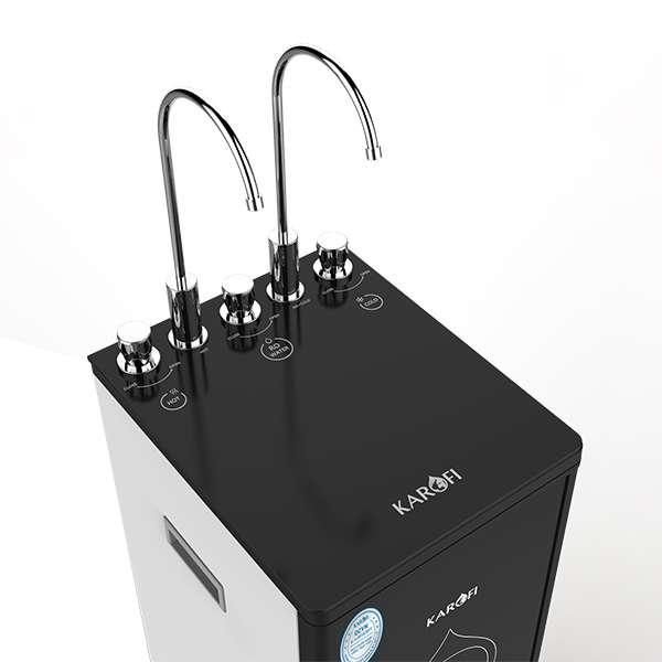 máy lọc nước nóng lạnh Karofi OD138